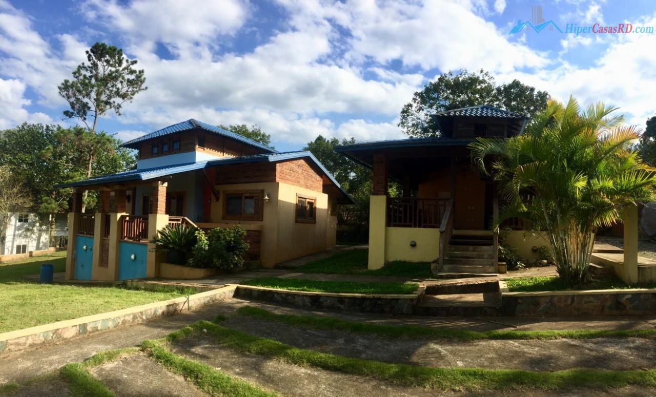 villa de venta en jarabacoa