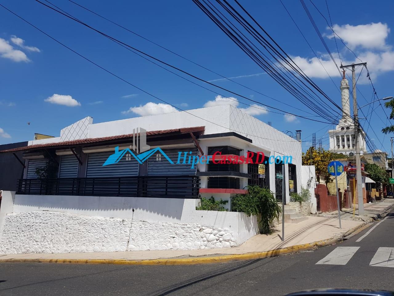 LOCAL COMERCIAL DE VENTA EN SANTIAGO