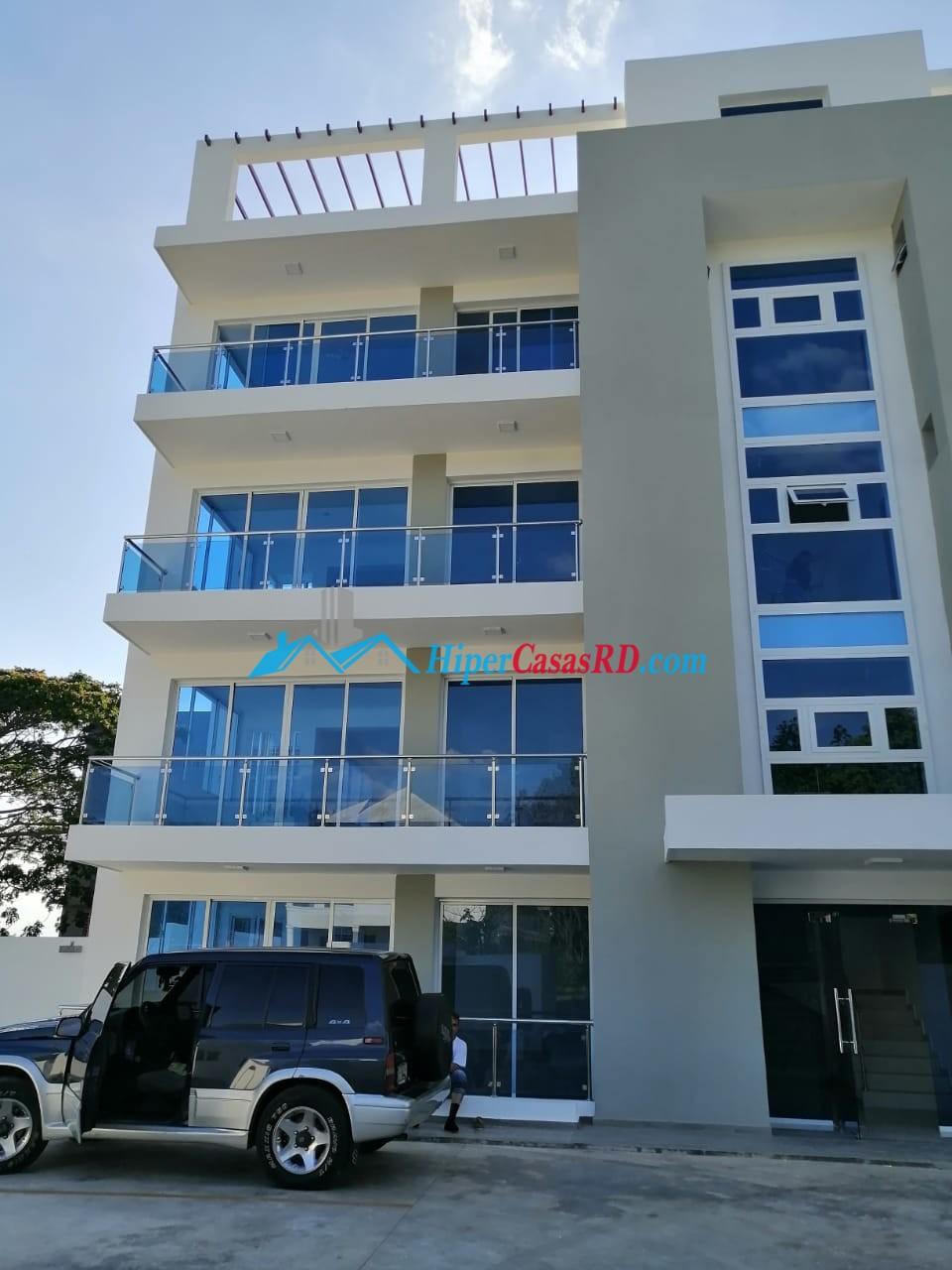 Apartamentos en venta en la Salida Santiago hacia Sto Dgo.