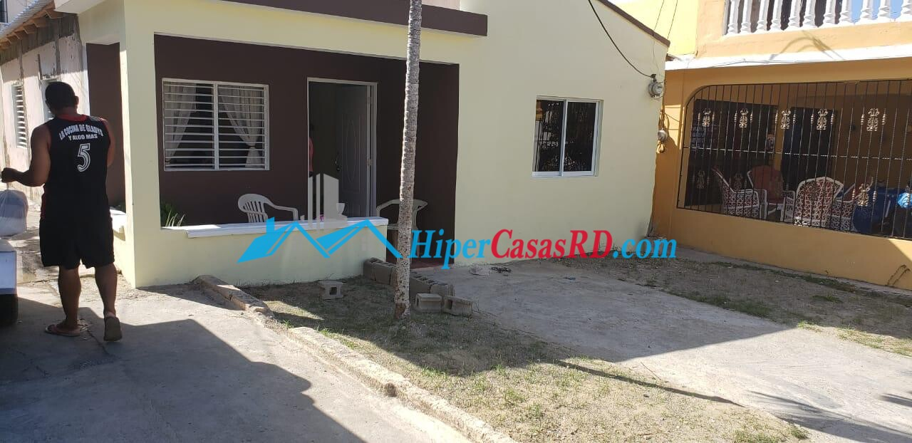 CASA DE VENTA EN CENTRO DE LA CIUDAD , PUERTO PLATA