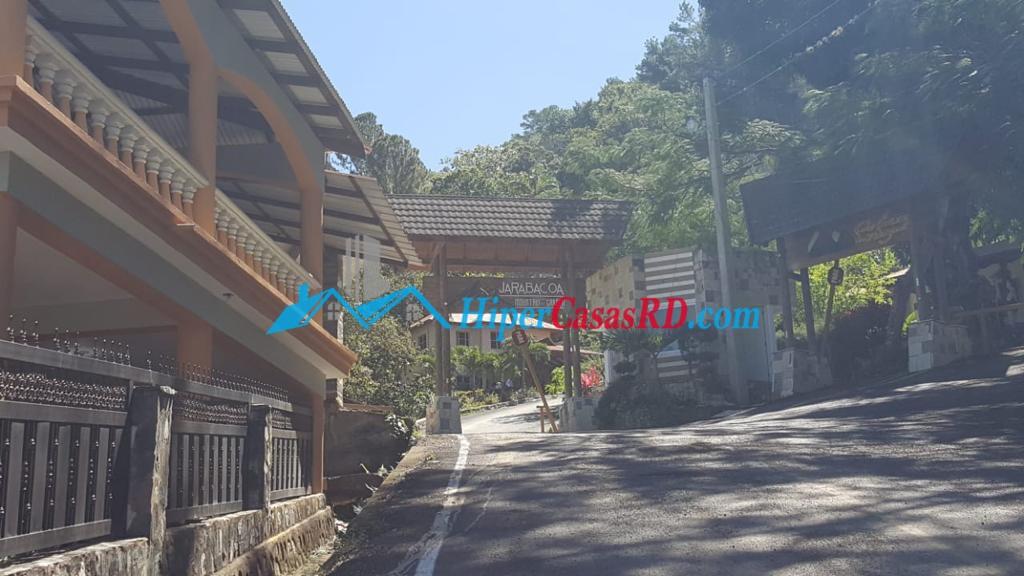 Solar de venta en Mountain Garden Jarabacoa