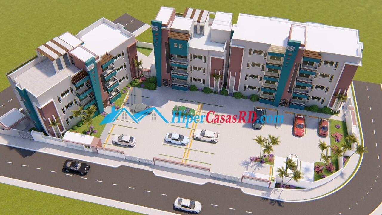 Apartamentos de venta en residencial , SFM