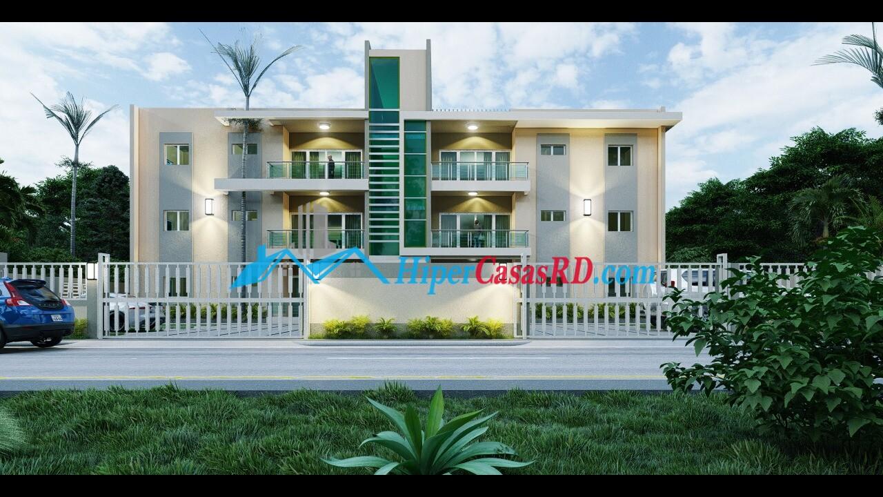 Apartamentos de venta en SFM