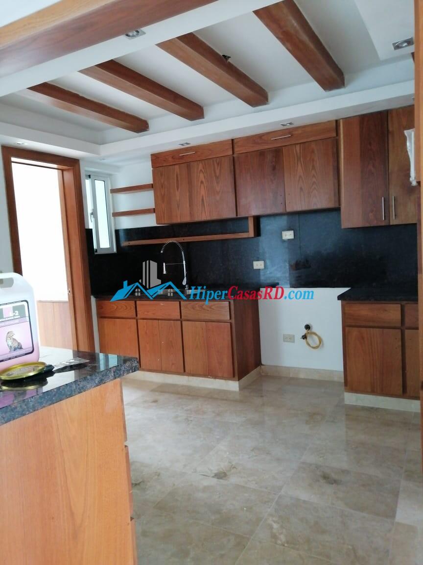 Se vende apartamento tipo penthouse  S.F.M