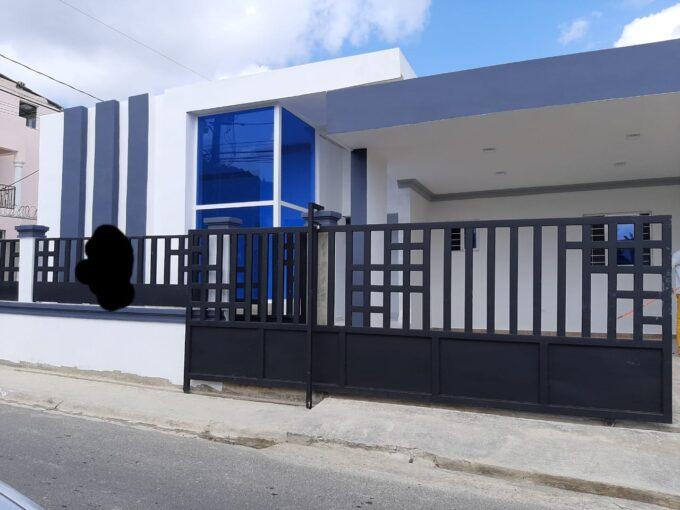 Excelente casa el residencial de Puerto plata