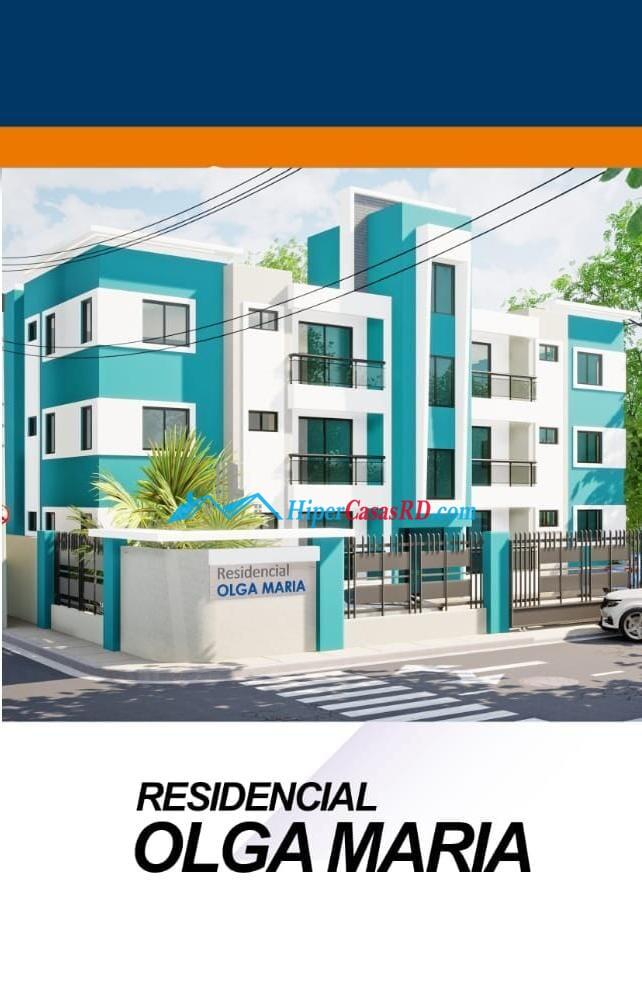 Se vende apartamentos en S.F.M
