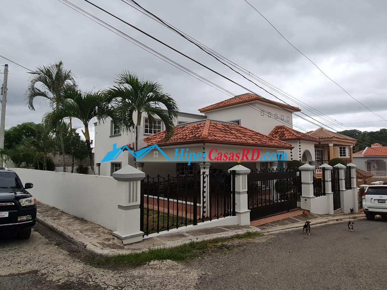 Se vende casa en San fco. De macoris